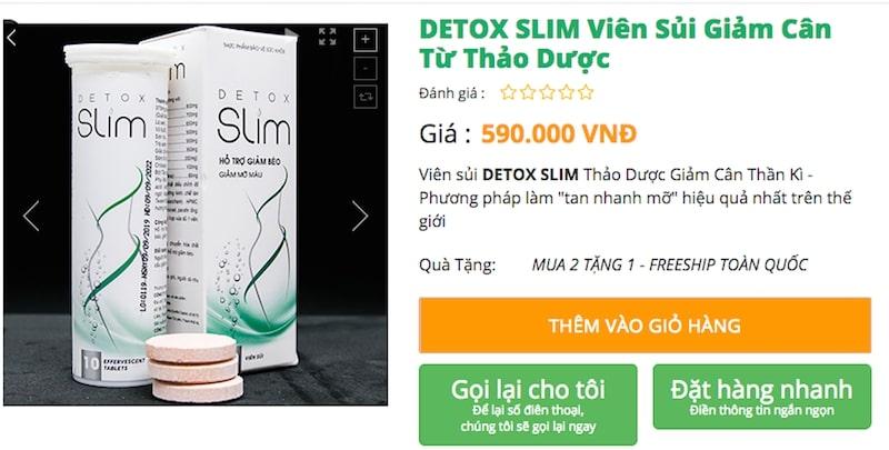 Viên sủi giảm cân Detox Slim có tốt không? – Review từ Webtretho, viên sủi detox slim giá bao nhiêu, detox slim có tốt không, review viên sủi giảm cân detox slim, cách sử dụng viên sủi giảm cân detox slim, viên sủi giảm cân detox slim mua ở đâu