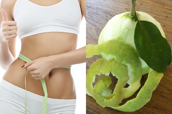 Ăn mứt vỏ bưởi có giảm cân không, Ăn mứt vỏ bưởi có mập không, Cách làm mứt vỏ bưởi giảm cân, giảm cân bằng mứt vỏ bưởi