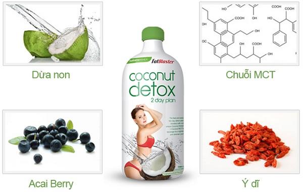 Thuốc giảm cân Coconut Detox có tốt không, coconut detox review, đã ai dùng coconut detox, coconut detox dạng viên, cách sử dụng coconut detox, nước uống giảm cân coconut detox có tốt không, giá nước giảm cân coconut detox, nước giảm cân coconut detox mua ở đâu, có nên dùng nước uống giảm cân coconut detox không