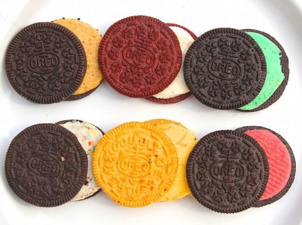 Bánh quy Oreo bao nhiêu calo