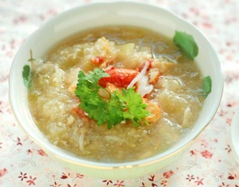 súp cua giảm cân, súp cua có giảm cân không, ăn súp cua có giảm cân