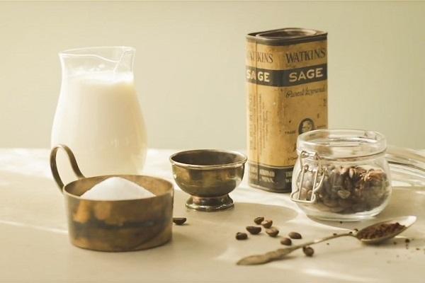 nguyên liệu làm dalgona coffee