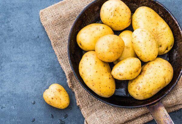 Ăn khoai tây có mập không? Bật mí thực đơn 5 ngày với khoai tây giảm cân