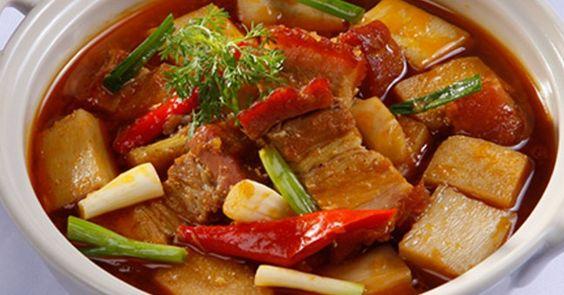 Ăn thịt kho nước dừa có mập không, Ăn thịt kho nước dừa có béo không, Ăn thịt kho nước dừa có giảm cân không, thịt kho nước dừa bao nhiêu calo